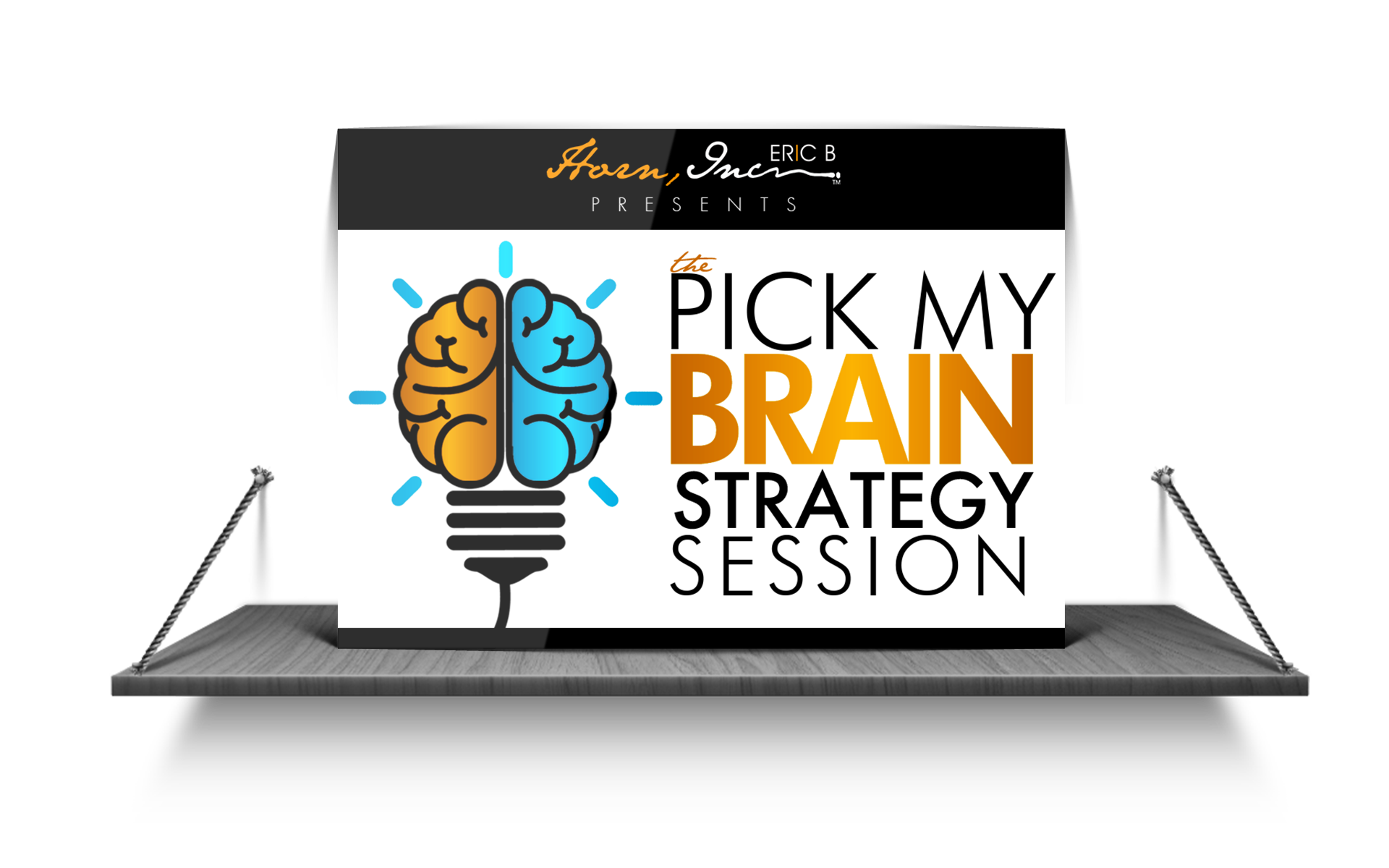 Pick My Brain Strategy Session